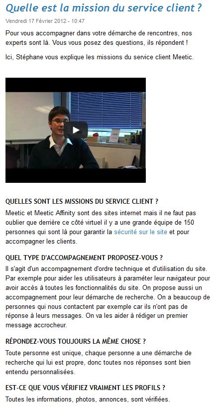 Rencontre easyflirt web services mail